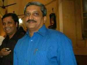 Parrikar, who has a reputation of being a hard task master, has toured military facilities within India extensively but has not travelled abroad since taking over in November.