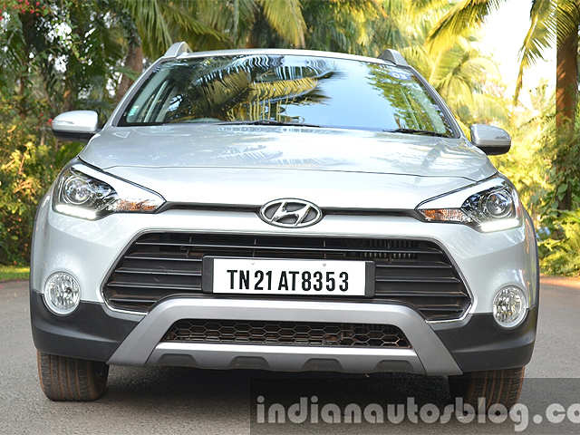 Engine is now more free revving - Hyundai i20 Active: First