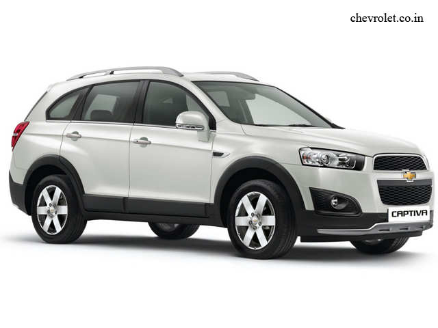 2015 Chevrolet Captiva Launched In India At Rs 2513 Lakh 2015