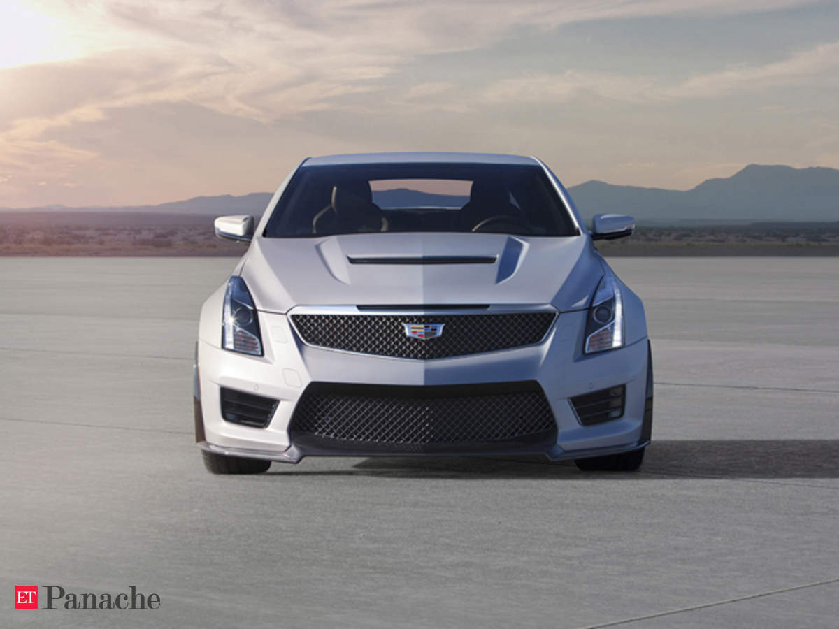 The new Cadillac ATS Coupe is a dress up version of its