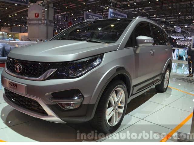 Tata Motors Bets On Premium Crossover