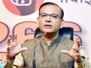 """The government has cleared 5 per cent stake sale in ONGC and Bhel, and 10 per cent stake sale in Nalco and NMDC,"""" Jayant Sinha said."""