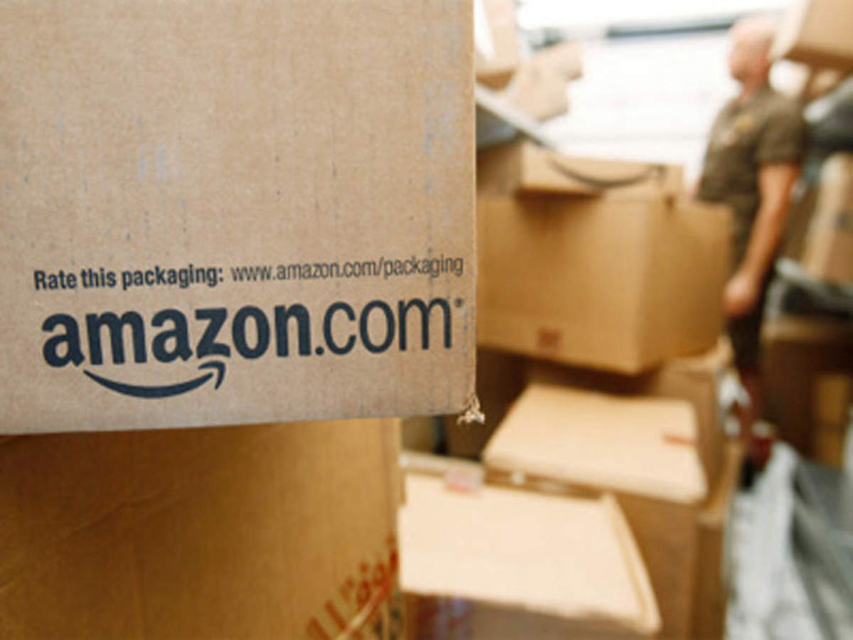 Amazon sets up logistics company in India to deliver