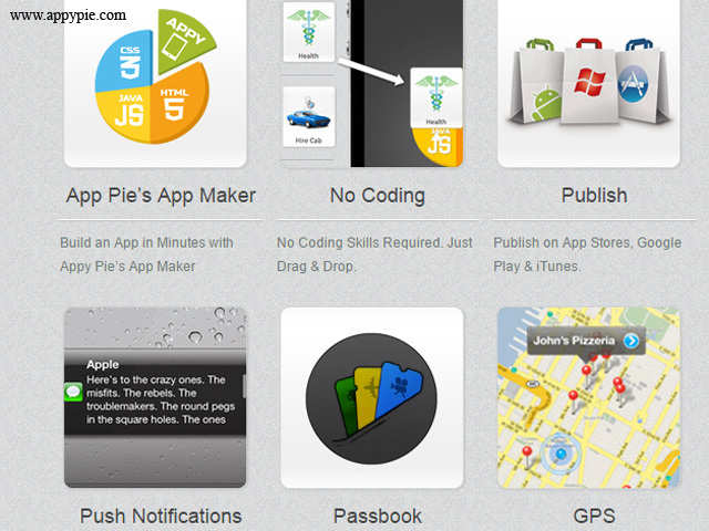 AppsGeyser - How to make your own apps | The Economic Times