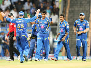 """We have locked in with the Mumbai Indians for this season of IPL and the next one. We were with them last year also"", the company said."