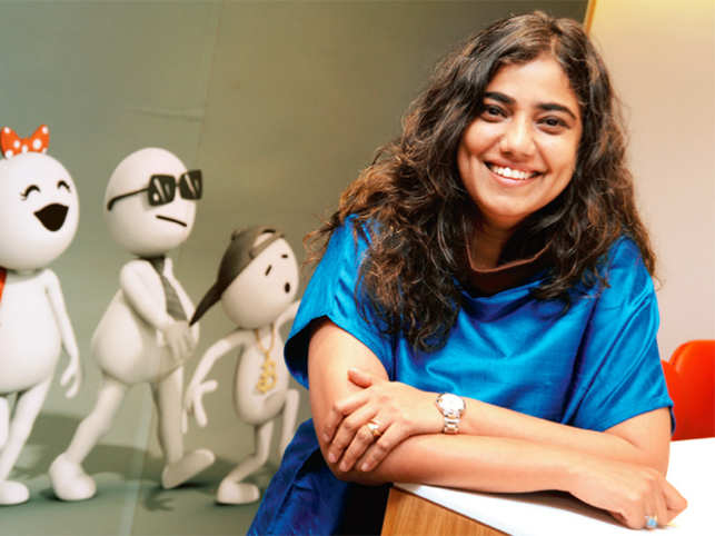 Kavita NAIR, Sr VP, retail & digital, Vodafone India wasborn in a small town in Madhya Pradesh and completed her education in Baroda.
