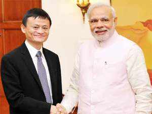 In his meeting with Modi here today, Ma discussed how Alibaba can help empower small businesses in India, the ecommerce major said without elaborating further.