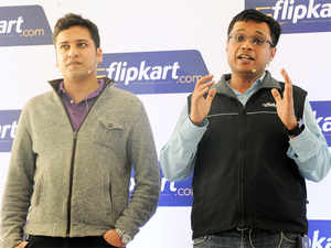 Last month, ET was the first to report thatFlipkartwas seeking a valuation of $15 bn as it prepares the ground for a fresh round of fund-raising.