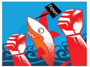 Revoke shark fin export ban, say seafood companies - The Economic Times