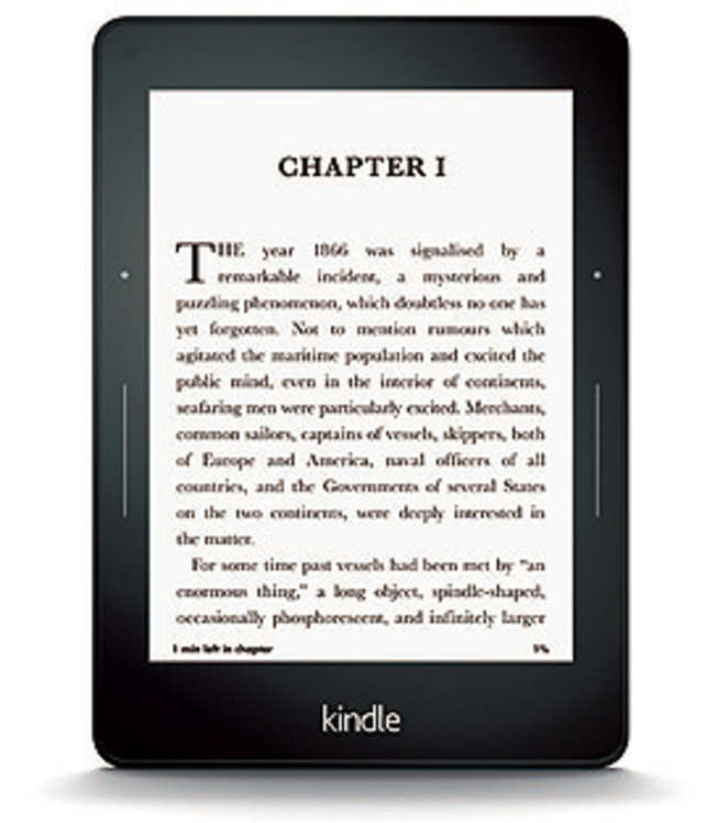 Is Amazon Kindle Voyage The Best Reading Device Ever