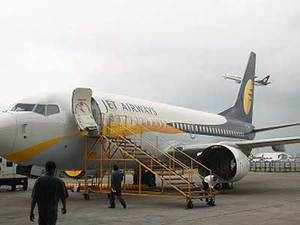 Jet Airways today said its customers can now travel seamlessly to the German cities of Berlin and Dusseldorf via its overseas hub Abu Dhabi.