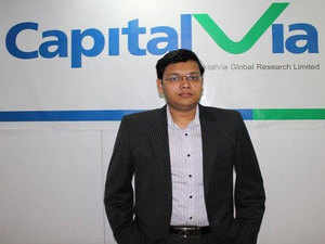 Nifty futures have strong support at 8,190, says Gupta of CapitalVia Global Research. If this level is breached, further correction is likely, the analyst adds.