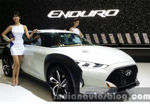 Hyundai Enduro Suv Concept Unveiled At Seoul Motor Show Hyundai