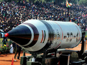 India has successfully test fired Agni V which has a range of 5,000 kms. But we are capable of developing ICBM beyond the range of 10,000 kms: S K Salwan