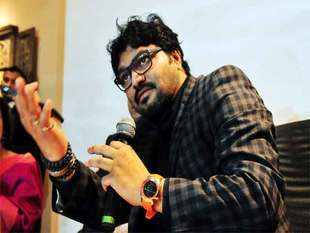 "Supriyo says he will stay focussed on his constituency. ""Even the public toilets that are being set up in Asansol have been designed by me,"" he says."