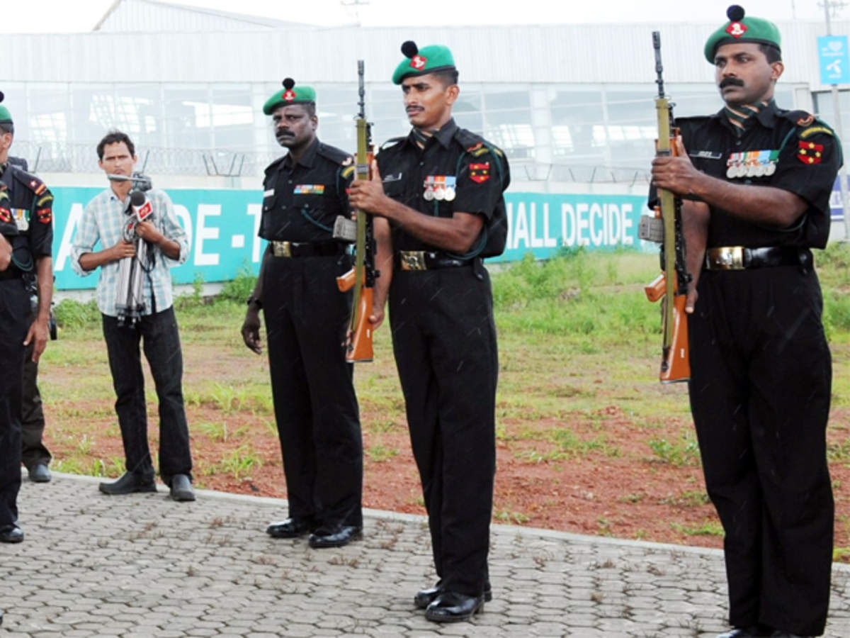 Jammu and kashmir: Three new Engineer Territorial Army units for