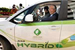 FAME India - Faster Adoption and Manufacturing of Hybrid and Electric vehicles in India - is a part of the National Electric Mobility Mission Plan.