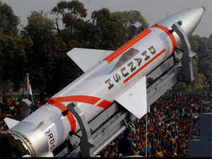 The surface-to-surface Dhanush, a naval variant of India's indigenously-developed Prithvi missile, was test fired from a ship in the Bay of Bengal off Odisha coast.