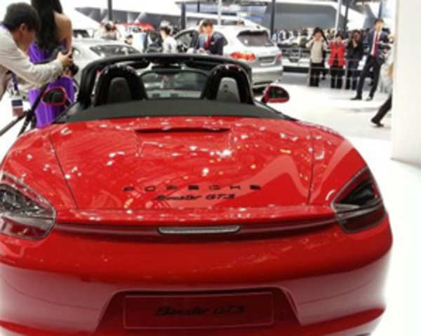 Top Speed: Porsche Boxster GTS review
