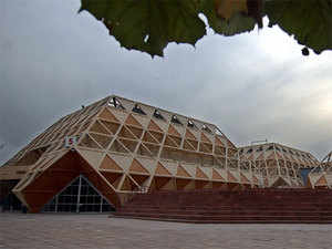 Proposal by India Trade Promotion Organization to raze all the structures to make space for a new, world-class conventioncentrehas drawn sharp reactions.