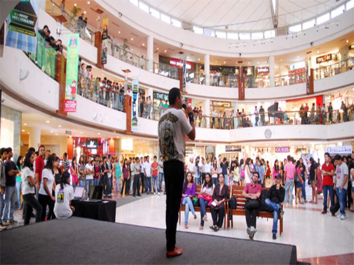 c31dd6f8 Meet Yogeshwar Sharma, the man who made Delhi's Select CityWalk India's  best performing mall