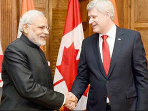 india canada to resume cooperation in civil nuclear sector pm