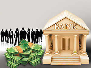 Data released by the Reserve Bank of India on Wednesday shows that bank credit as on April 3, 2015 stood atRs70.4lakhcrore, up 12.6%.