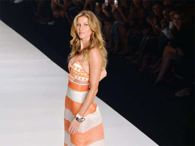 6fc623094 Brazilian supermodel Gisele Bundchen knew when to step off the ...