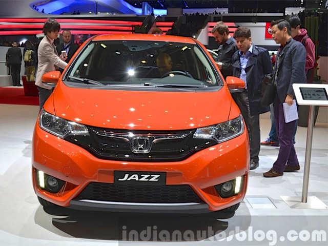 Honda Cars India Gears Up To Introduce The New Jazz Honda Cars