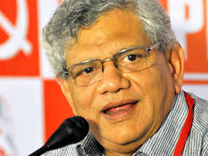 Sitaram Yechury, who belongs to coastal Andhra Pradesh but has been a votary of united Andhra, was anointed general secretary in his home state.