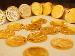 The gold import stood at 53tonneduring April last year, according to data given by The All India Gems andJewelleryTrade Federation (GJF).