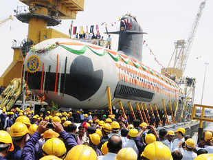 The Navy has accordingly initiated a futuristic design plan even though the next batch of conventional submarines under Project 76 would take several more years.