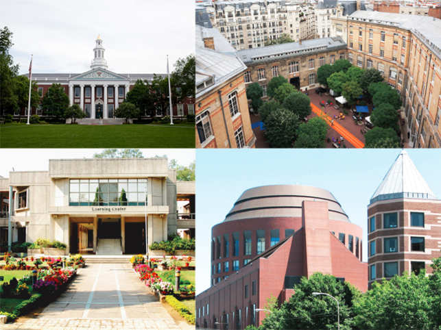 From Harvard Business School to XLRI in Jamshedpur, here is a list of institutes have been around before business education became popular.