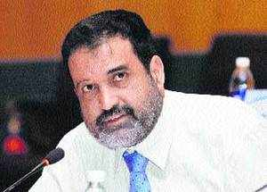 Mohandas Pai, Director of HR, Infosys