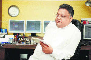 Rakesh Jhunjhunwala, partner, Rare Enterprise