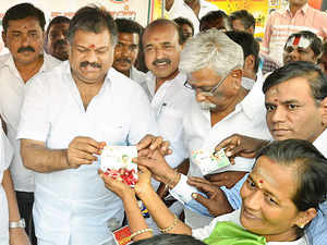 Vasan, an ex-Congress member, was unanimously elected as party president at the meeting in which TMC functionaries from across the state participated.