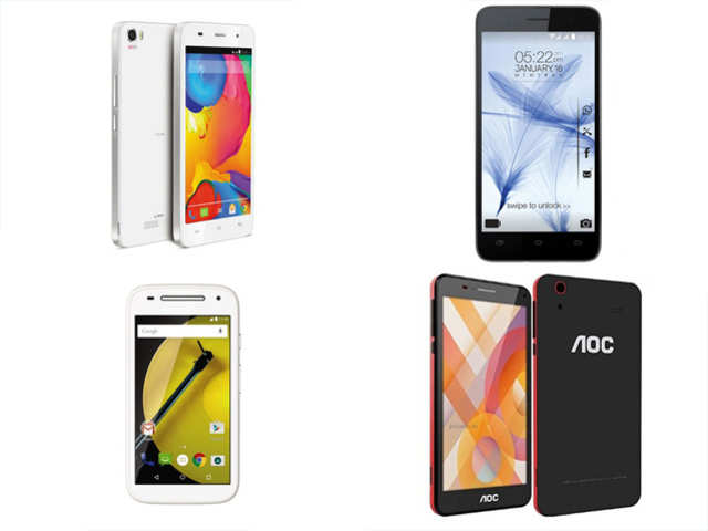 Motorola Moto E - 7 feature-rich smartphones to buy under Rs