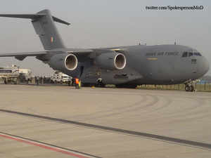 As per the 2011 contract, which was worth $4.7 billion, India had an option clause to purchase six additional C-17s over its order of 10 aircraft.
