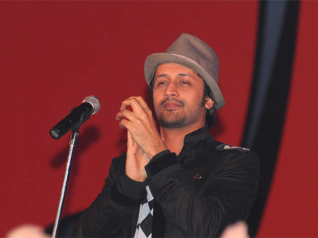 Aslam was here for Royal Stag MTV Bollyland -- a series of multi-city music concerts that bring together popular Bollywood numbers with heady electronic beats.