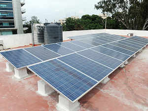 The demand is huge: The government has set a target of installing 100 gigawatt (GW) of solar power projects by 2022, which is expected to create over seven lakh jobs.