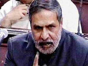 Congress deputy leader Anand Sharma had given a notice for suspension of business and discussion over the PM's remarks.
