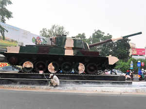 The two private companies are set to compete for one of the largest army projects under the 'Make in India'programme.