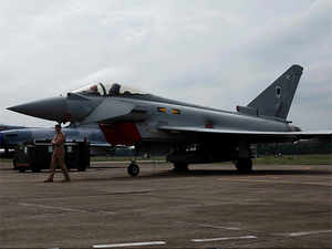 """The British offer of Eurofighter Typhoon to India is still on table,"" Cameron said."