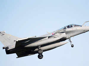 Defence Ministry sources said Drian will hold talks with Parrikar on Monday over the plan to buy 36 Rafale fighter jets in fly-away condition as announced by PM Modi during his recent visit to France.