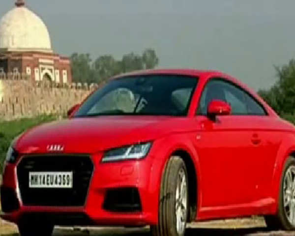 Top speed: Audi TT Coupe' | The Economic Times Video | ET Now
