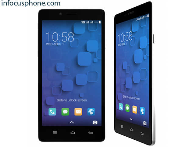 Within a month of launching their first smart phone,Infocushas launched a second phone called theInfocusM330.
