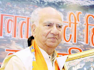 Kumar, a two-time Himachal Pradesh chief minister and five -time MP, was not given any ministerial berth in the NDA government because of the age factor.