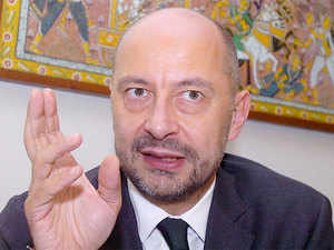 Long drawn business relations with India are being satisfactorily addressed by the Modi-led government, French Ambassador to India Francois Richier told.