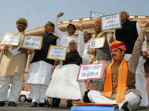 """The day-long dharna is being organised under the aegis of Rajasthani Bhasha Manyata Samiti on May 6, primarily to get the """"Centre's attention"""" towards the issue."""