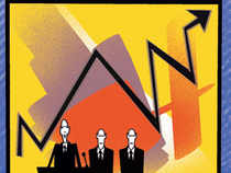 Shares in IT and oil & gas sectors gained momentum in intraday trade on Tuesday even as the market was trading flat.